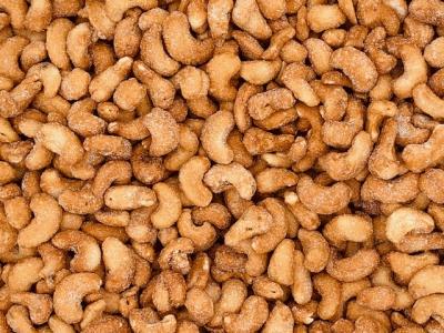 Cashewkerne Geröstet Honig-Salz