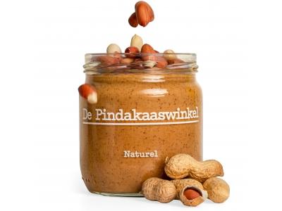 Erdnussbutter Naturreine