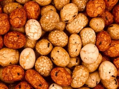 Erdnusskugeln