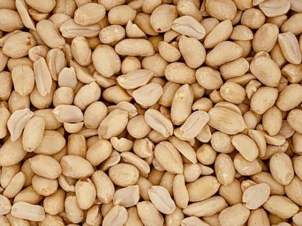 Erdnüsse roh