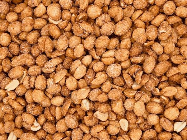 Erdnüsse Geröstet Honig-Salz